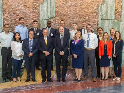 World Intellectual Property Organization HQ Geneva 2018